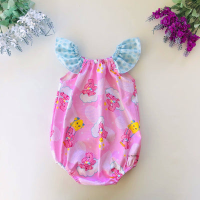 Care Bears Seaside Romper