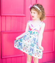 Hummingbird Dress - Emma - In stock