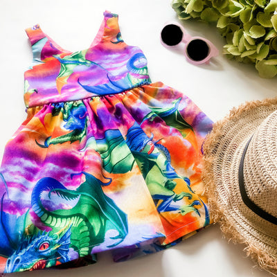 Shari Summer Dress