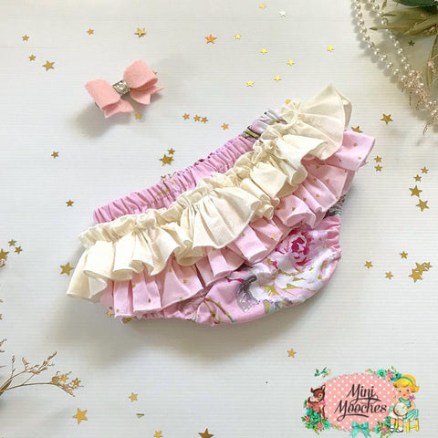 English Garden Ruffle Bloomers