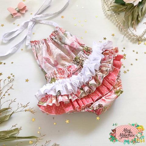Fairy Wonderland 3frill Play-suit