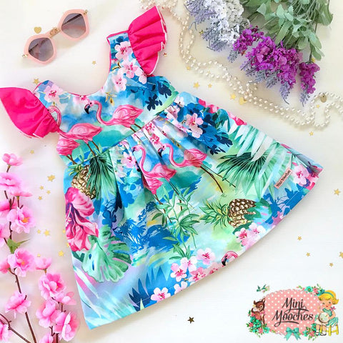 Summer Holiday Ivy Dress