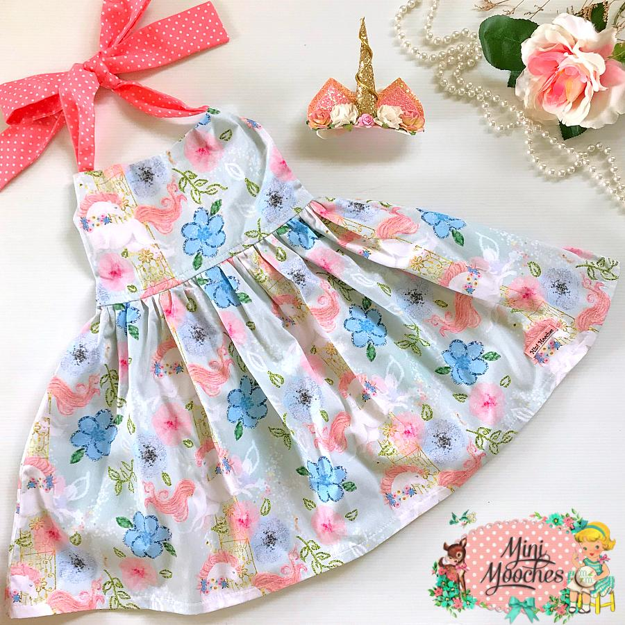 Golden Gate Unicorn Jive Dress