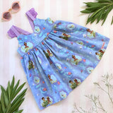 Princess Tarnia Hummingbird Dress