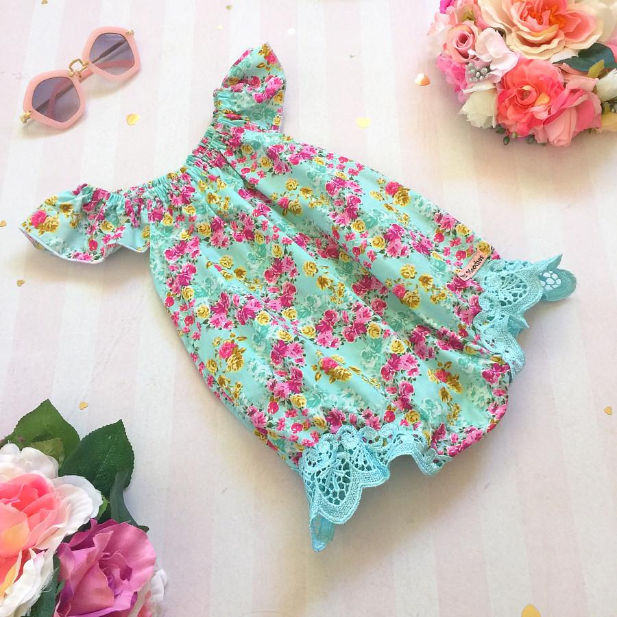 Harriette Seaside Romper