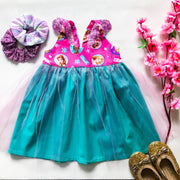 Belle Princess Hummingbird Dress