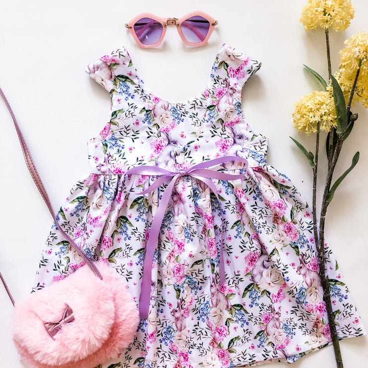 Isabelle Easter Tea Dress