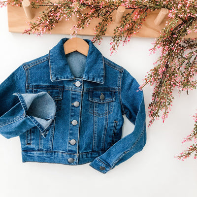 Georgie Denim Jacket