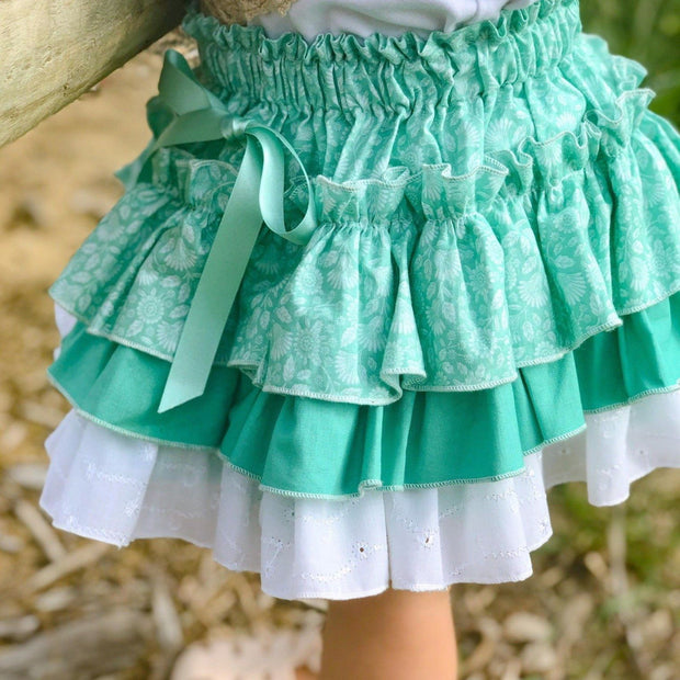 Ruffle Skirt - Everlyn