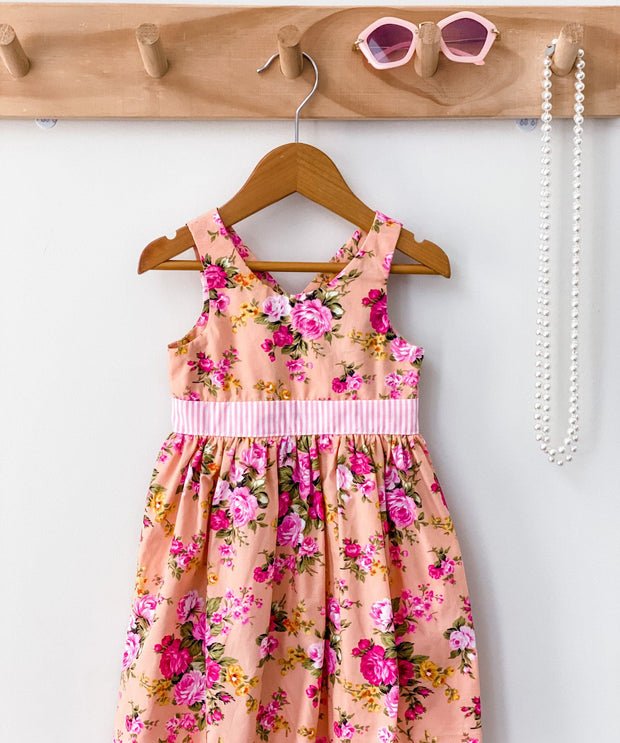 Summah Dress - Amelia