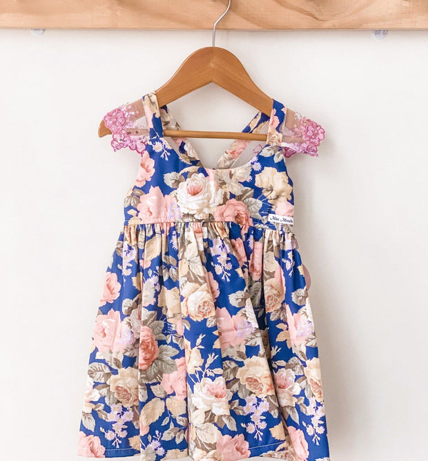 Hummingbird Dress - Hannah (RE-STOCKED)