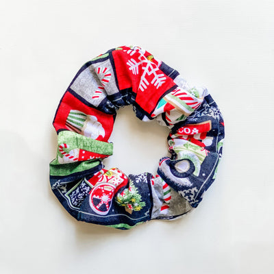Scrunchies - Christmas