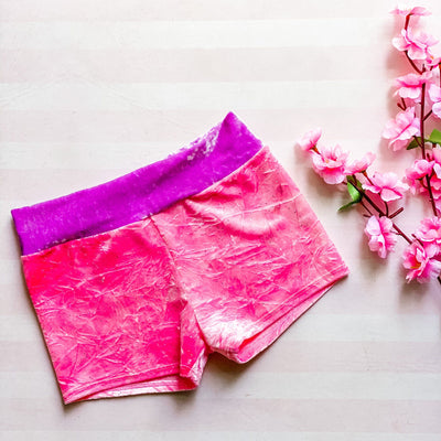Bikepants - Pink Velvet - In stock