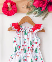 Christmas Twirly Dress - Jolly