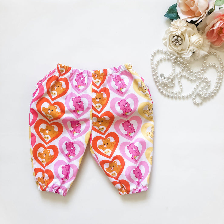 Care Bears Harem Pants