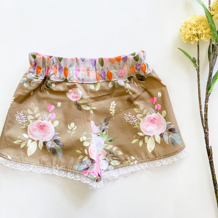 Tulip Shorts- In stock