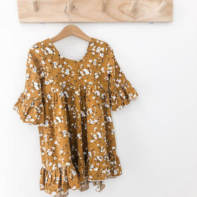 Ava Boho Dress - Limited Edition