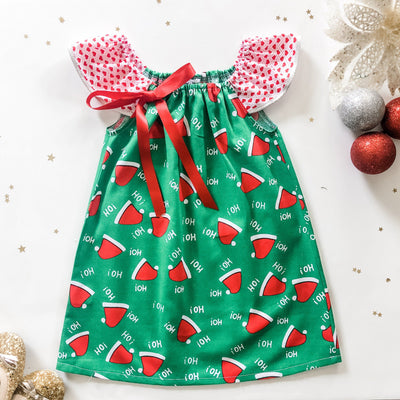 Joy Ruby Christmas Dress