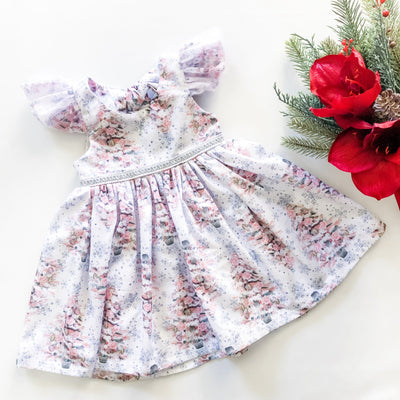Angel Ivy Christmas Dress (pre-order)