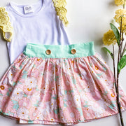 Easter Twirly Skirt - Audry