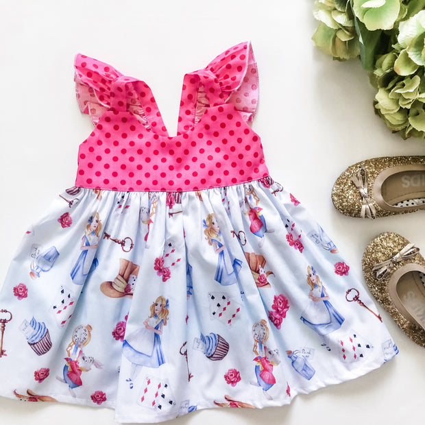 Alice Hummingbird Dress