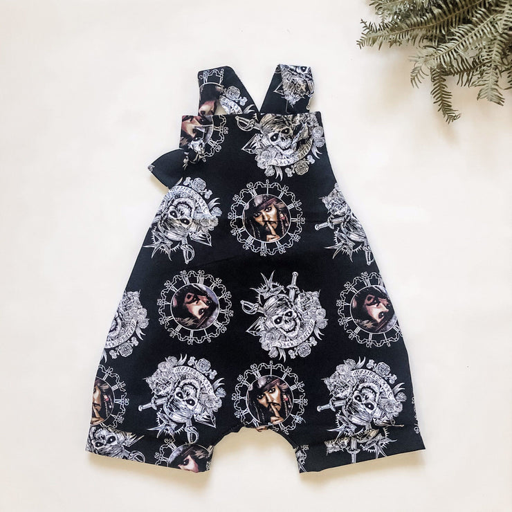 Boys Overalls - Jack - Mini Mooches is an Australian owned business specialising in handmade clothing and accessories for girls aged between 1-10. Beautifully designed Floral Dresses, Peplum Tops, Suspender skirts and shorts. Special occasions to everyday wear.