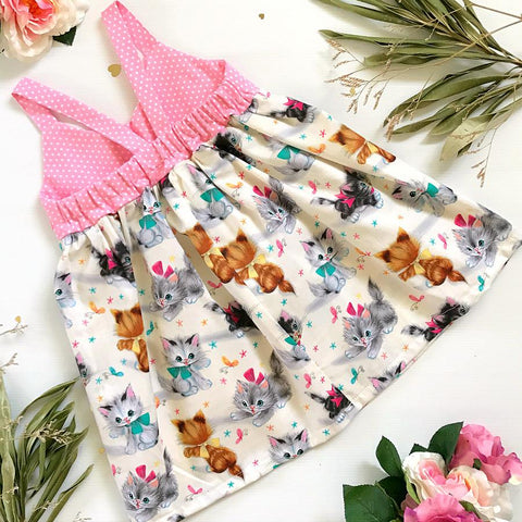 Smitten Kitten Hummingbird Dress