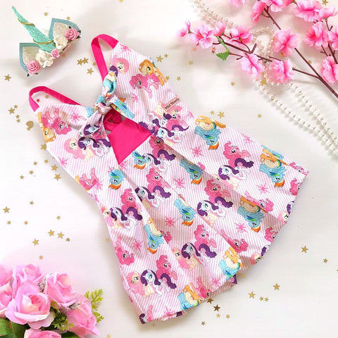 My Little Pony Santorini Romper