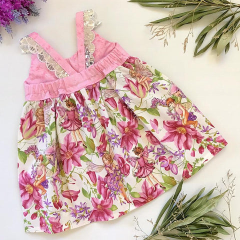 Magical Fairies Hummingbird Dress