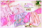 Fairy Fields Purple Haven Dress