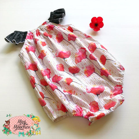 Poppy Seaside Romper