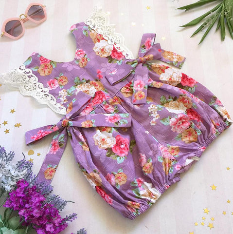 Lilliana Hampton Romper!