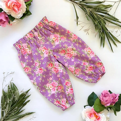 Violet Rose Harem Pants