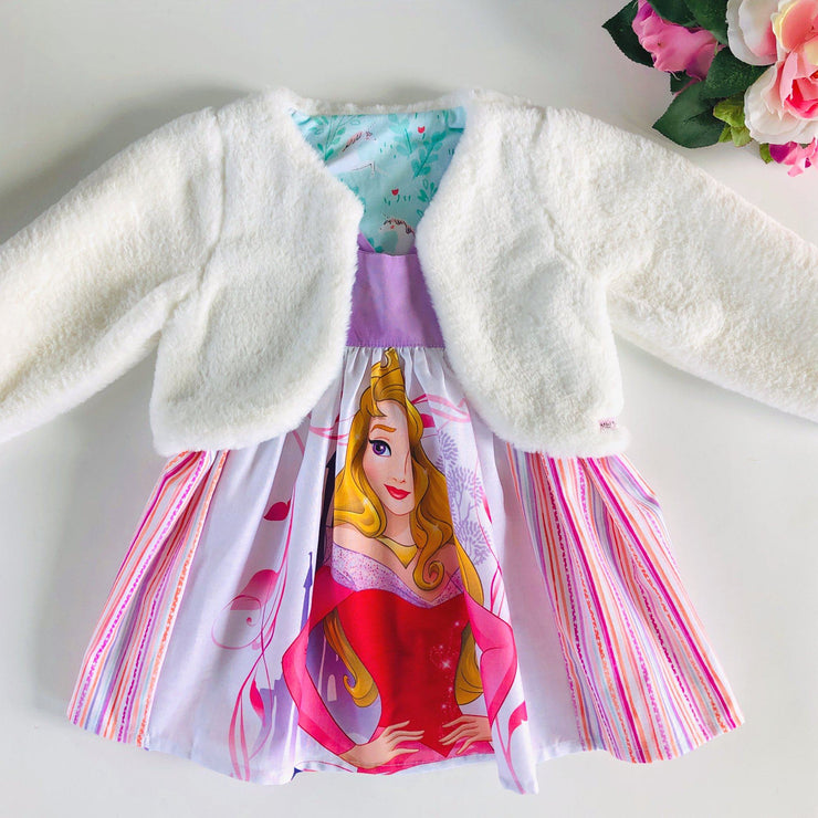 Princess Aruara Hummingbird Dress (Sleeping Beauty)