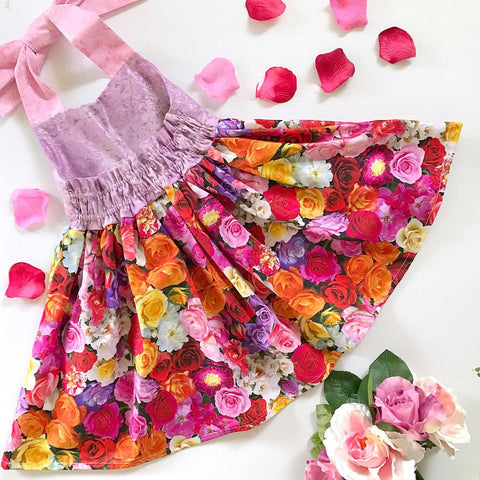 Garden of Roses Jive Dress