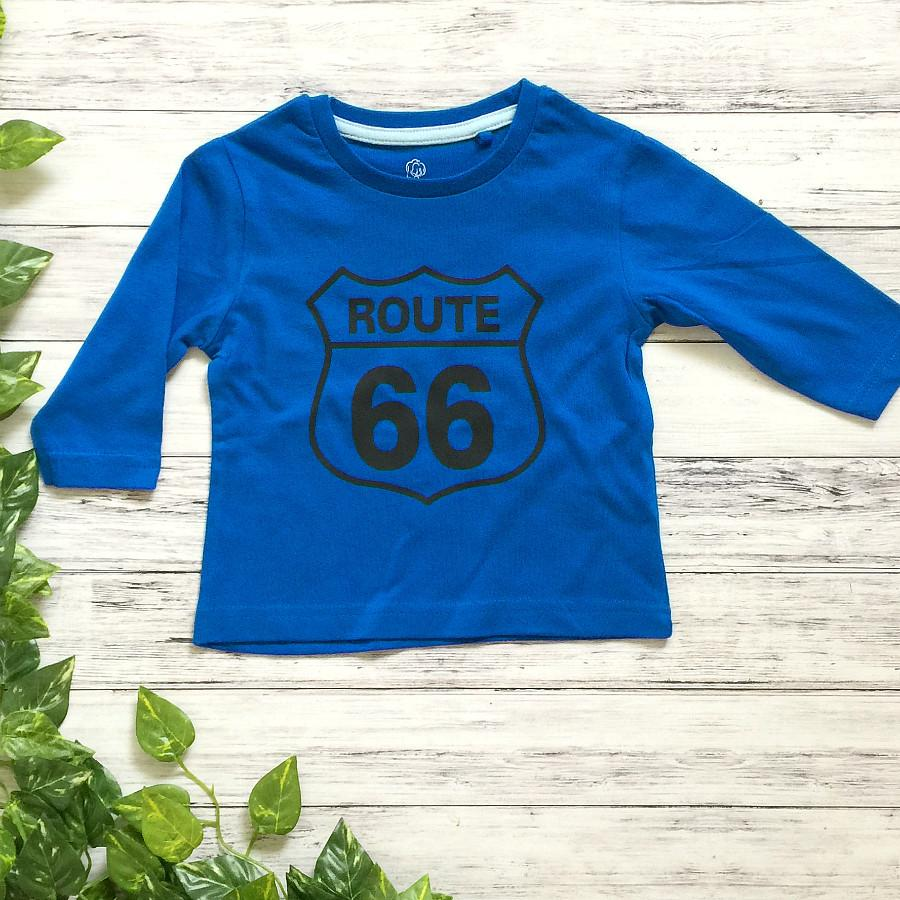 Route 66 Boys Long Sleeve Top