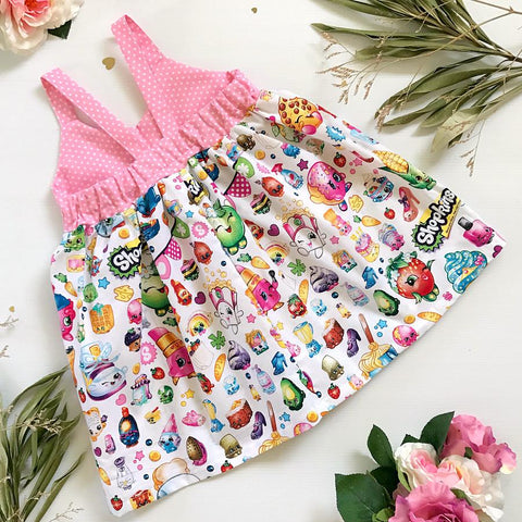 Shopkins Hummingbird Dress