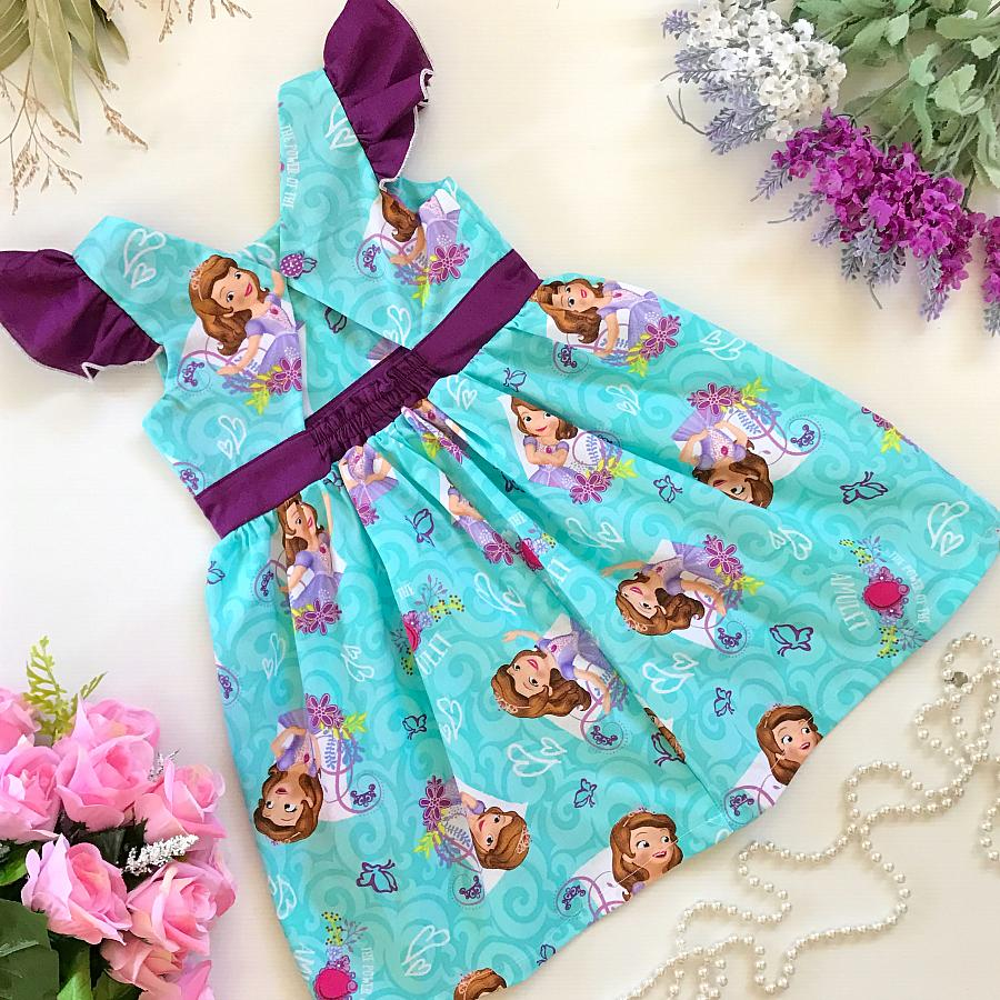 Princess Sophia Summah Dress