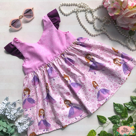 Sophia the First Flutter Bay Dress