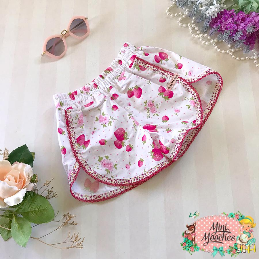 Strawberry Shortcake Tulip Shorts