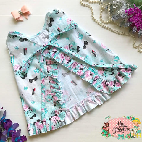 Tiffany Shoes Swing Top