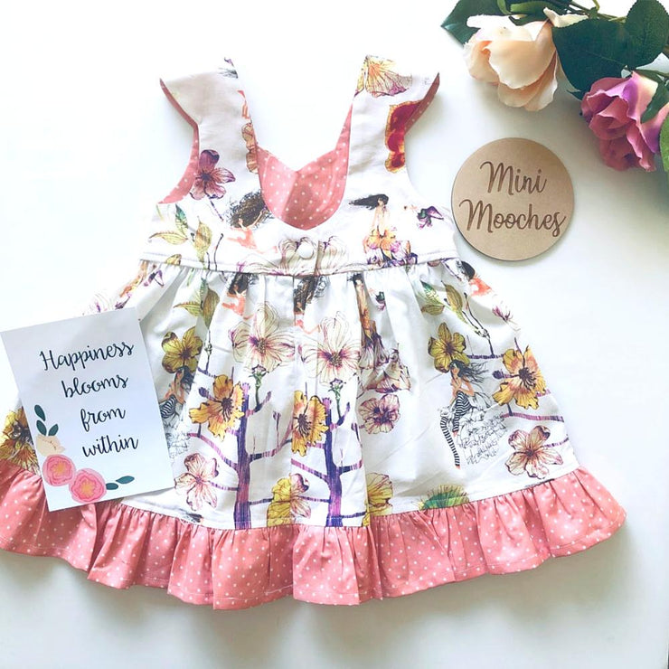 Vintage Tinker - Tea Party Dress