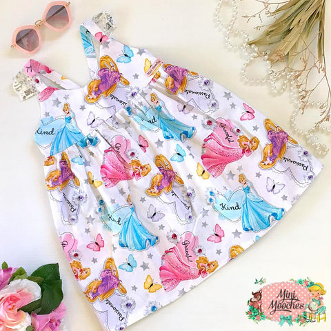 Be Graceful, Be Kind - Princess Hummingbird Dress