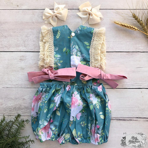 In Bloom Hampton Romper