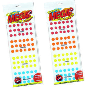 Mega Candy Buttons Sheets