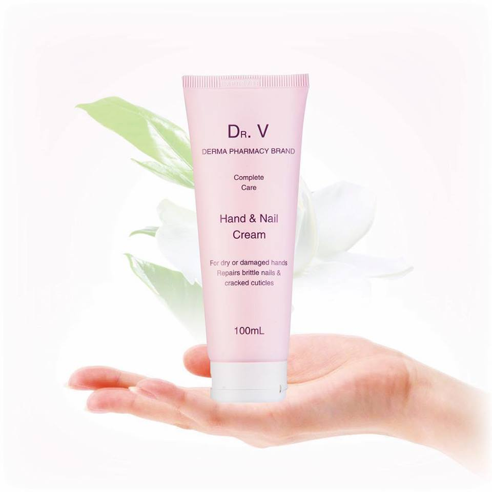 Hand & Nail Cream_DR. V (100ml/3.5oz)
