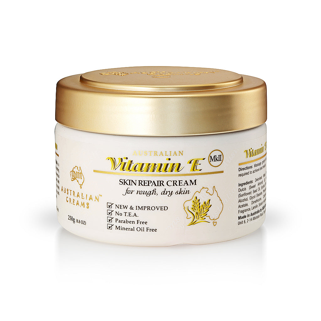Vitamin E Skin Repair Cream_Australian Creams MKII (250g/8.8oz)