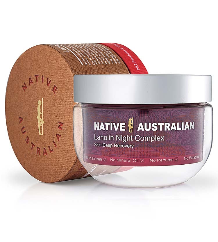Lanolin Night Complex_Native Australian (150g/5.3oz)