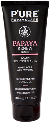 PAPAYA RENEW CREAM_Scars & Stretch Marks (100ml/3.4floz)