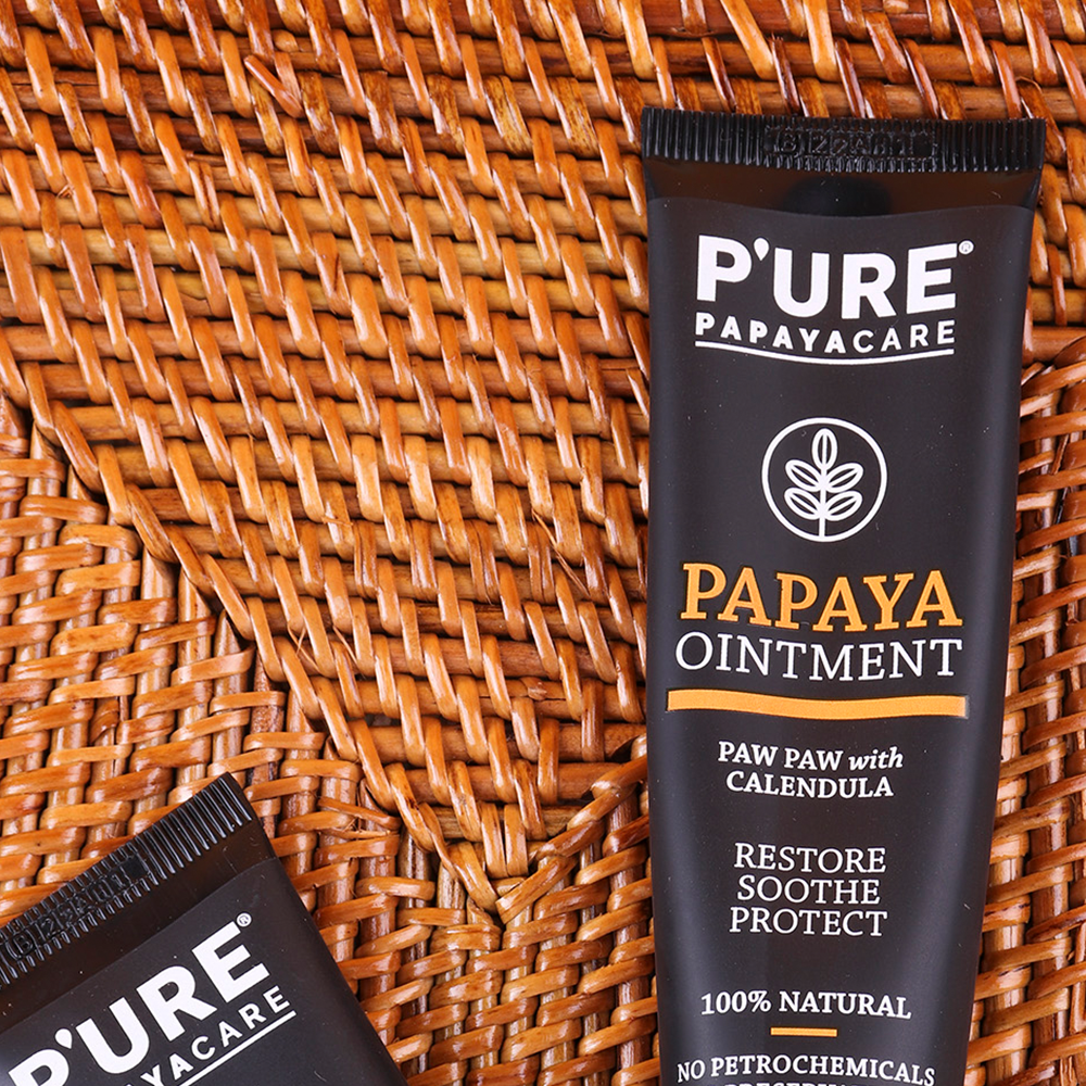 PURE PAPAYACARE Papaya Ointment with Calendula (75g/2.65oz)